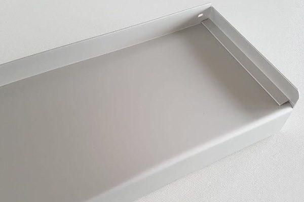 Fensterbänke Aluminium (Lieferzeit 4 Tage)